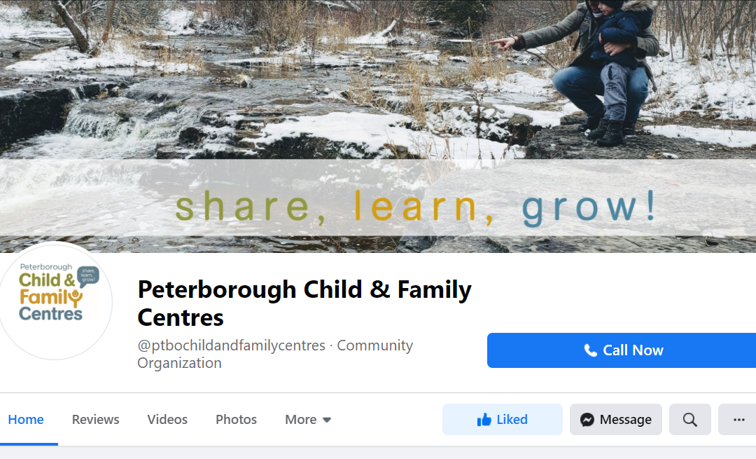 PCFC on Facebook